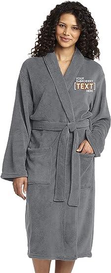 Size 6 Kids Bath Robe Personalized All Sports Robe