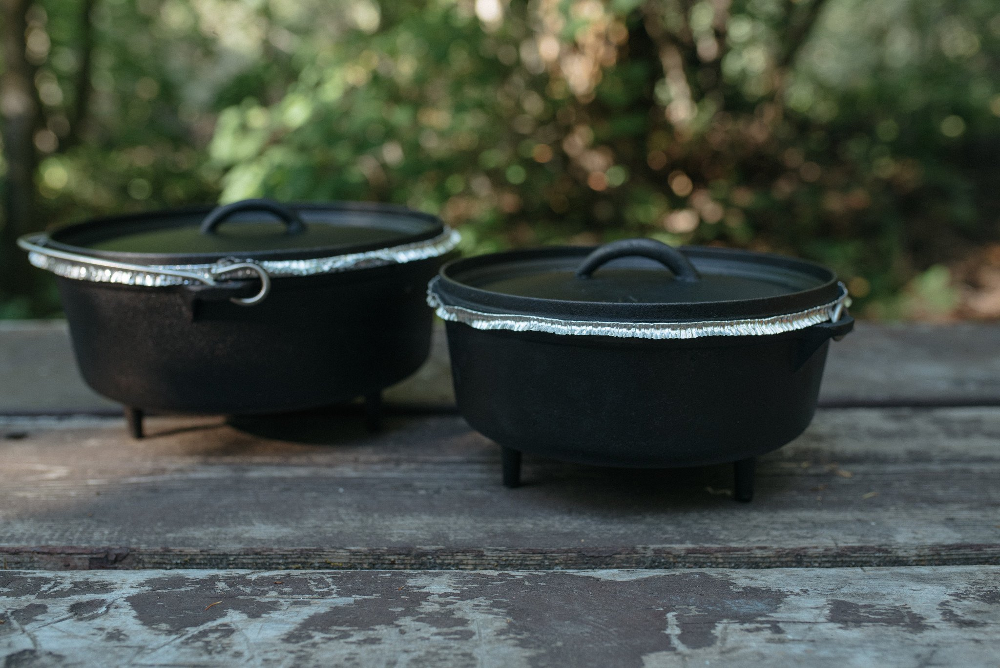 9 1/3 Qt Seasoned Cast Iron Camp Oven by Camp Chef