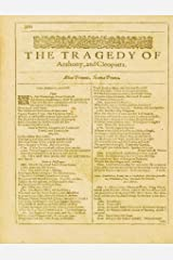 The Tragedy of Antony and Cleopatra Kindle Edition