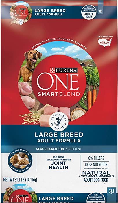 Top 9 Dog Food For Large Breed