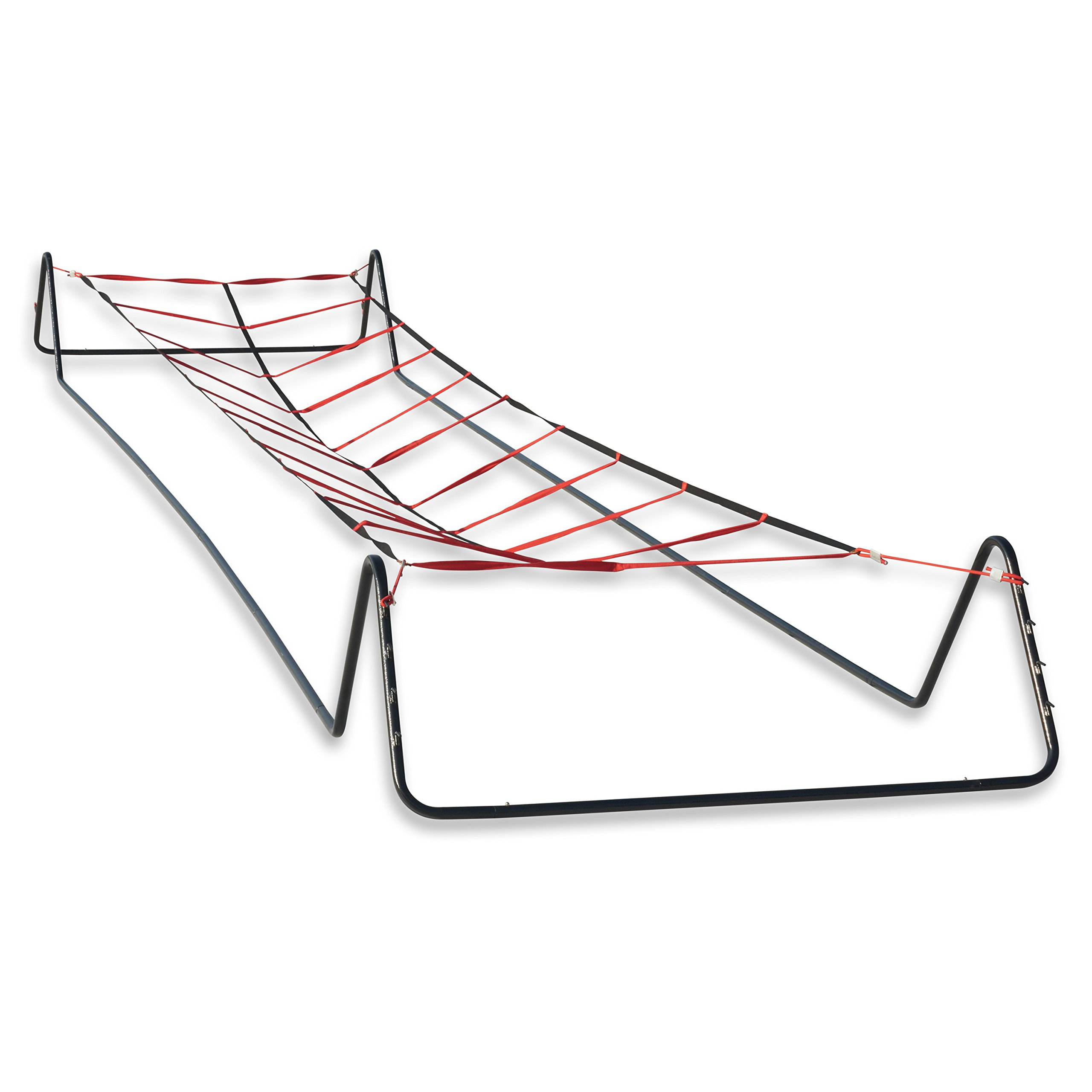 Unlimited Potential Metal High Jumping Ladder Fully Collapsible Agility Training by Unlimited Potential