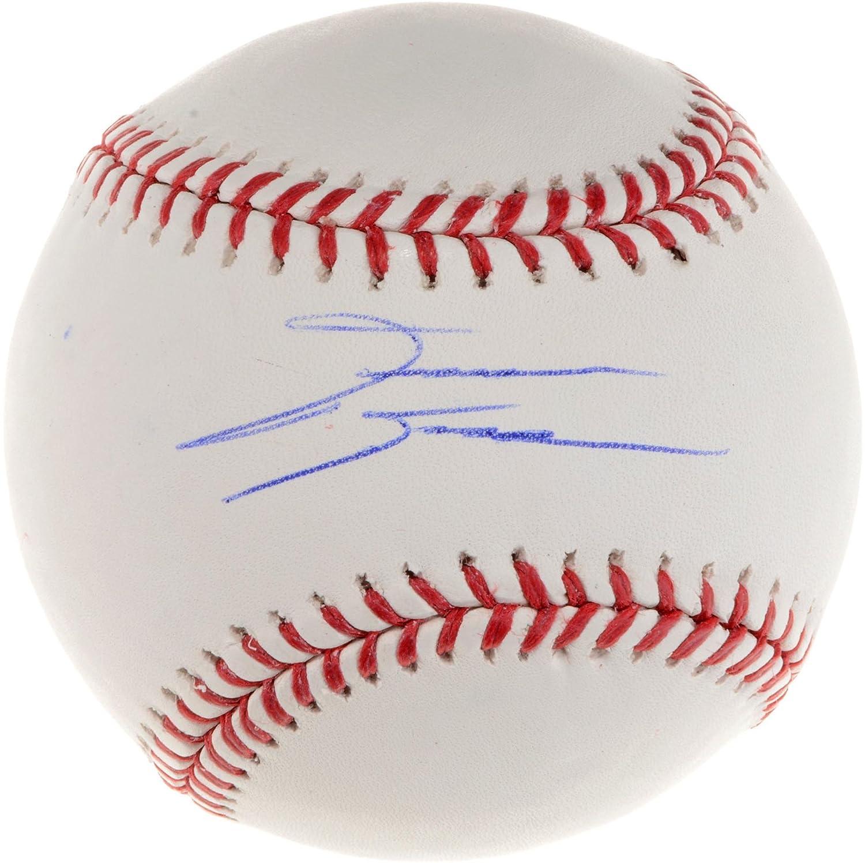 David Dahl Colorado Rockies Autographed Baseball - Fanatics Authentic Certified - Autographed Baseballs