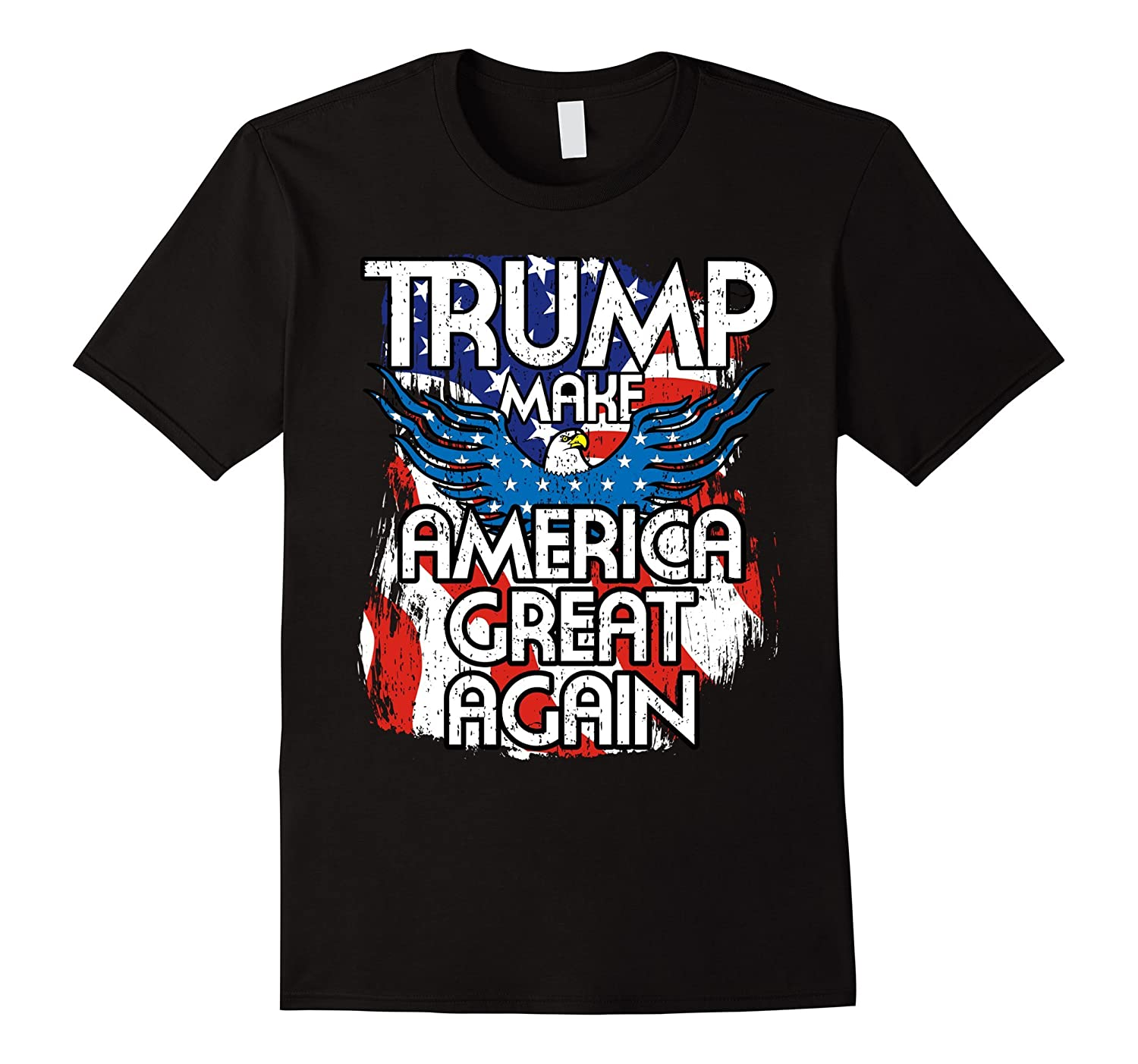 Donald Trump Campaign T-shirt. Make America Great Again