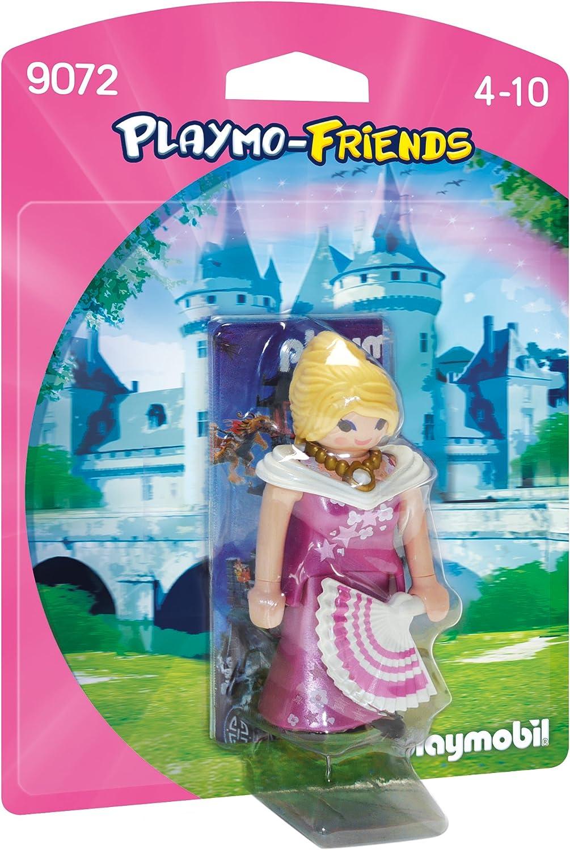 Playmobil 5538 series 7 number 7 Fairy Purple castle lady girl woman figure