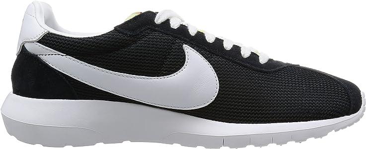 best service 92b6f efc00 Men s Roshe Ld-1000 Qs Black White White Ankle-High Mesh Running Shoe -  11M. Nike Men s Roshe Ld-1000 Qs Black White White ...