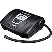 Amazon Brand-solimo compact portable Air compressor (Black)