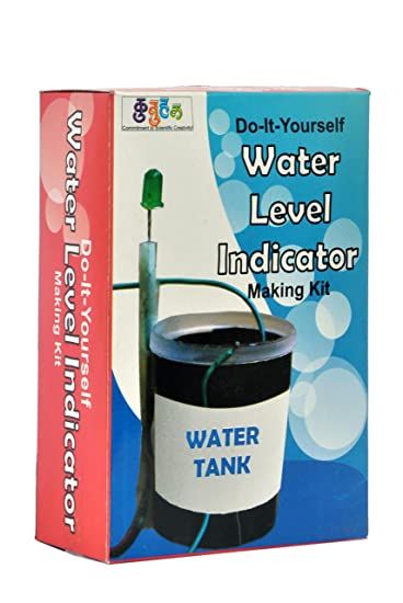 Buy kutuhal water level indicator making kit do it yourself kutuhal water level indicator making kit do it yourself educational toy science project solutioingenieria Image collections