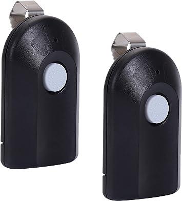 Alisontech GIT-1 Intellicode ACSCTG Type1 Remote for Genie and Overhead Door Garage Door Openers(2Pack)