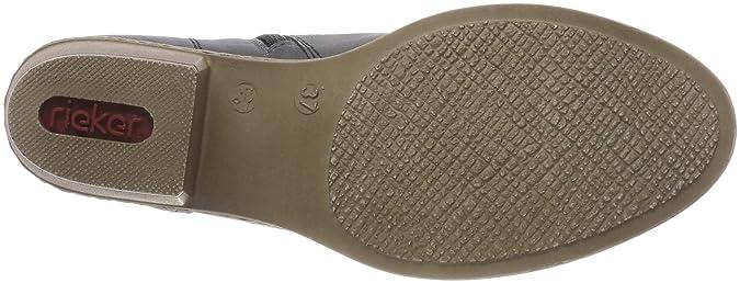 Rieker Damen 75586 Desert Boots  Amazon.de  Schuhe   Handtaschen b2c03202ef