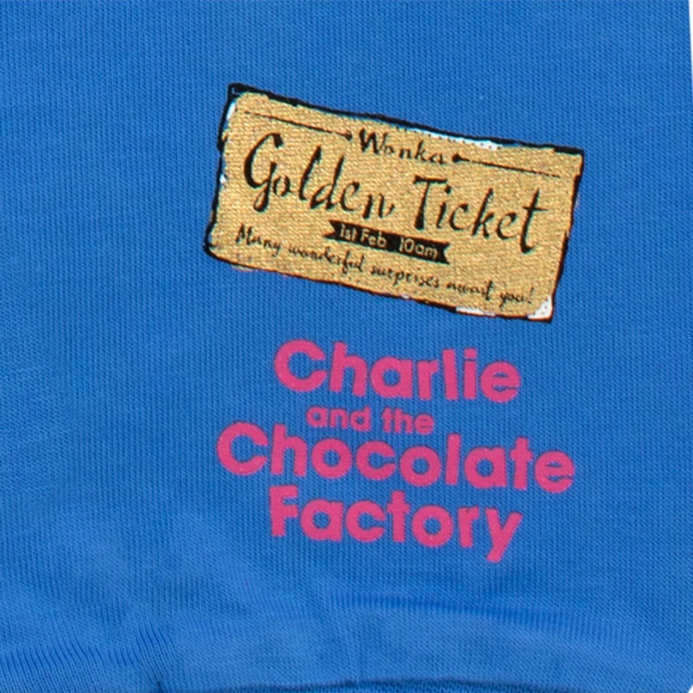 Roald Dahl Pigiama a Maniche Lunghe per Ragazze La Fabbrica di Cioccolato
