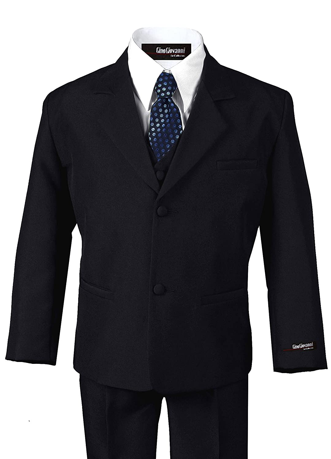 GINO GIOVANNI Brand Formal Boy Suit From Baby to Teen