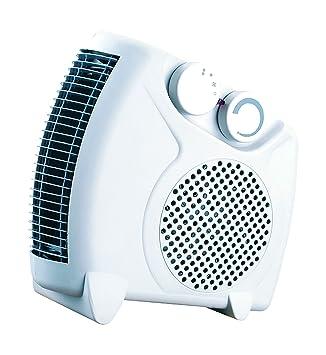 MAXELLPOWER Calefactor ELECTRICO Ventilador DE Aire Calor Caliente 2000W Estufa MP-CA2-8: Amazon.es: Hogar