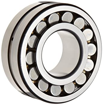 280mm OD C3 Clearance Metric 93mm Width 1370kN Static Load Capacity 130mm ID FAG 22326E1A-M-C3 Spherical Roller Bearing 1250kN Dynamic Load Capacity Schaeffler Technologies Co. Brass Cage Straight Bore 2400rpm Maximum Rotational Speed