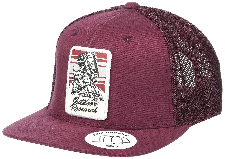 633e8f5dd84e2 Amazon.com  Outdoor Research Squat Chin  Trucker Cap  Clothing