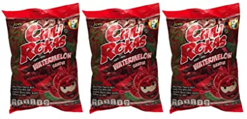 Chili Rokas Watermelon 6 Oz (Pack of 3)