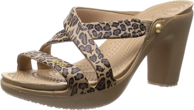 womens leopard crocs