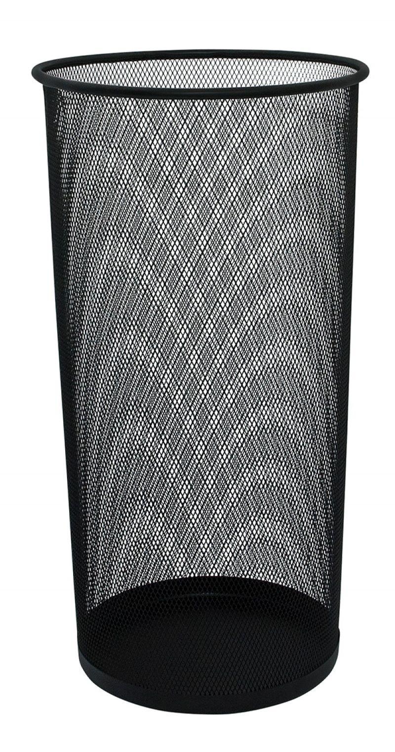 Q-Connect KF00829 Schirmständer Metalldraht schwarz