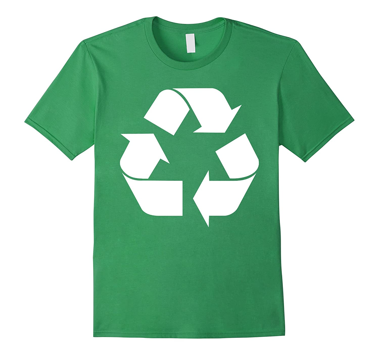 Recycle recycling eco friendly waste sign symbol t shirt for Environmentally friendly t shirts