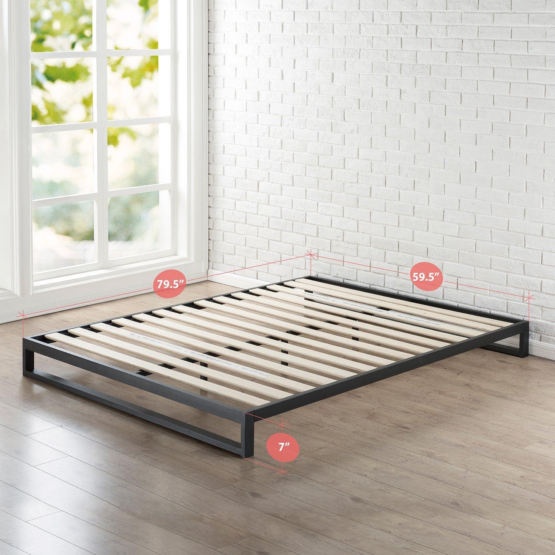 bed floor reviews beds frame mattress best platform