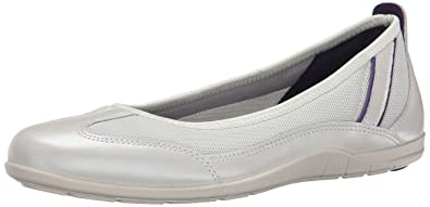 ECCO Bluma, Women's Closed Ballerinas, Ivory (White/Shadow White/Crown  JEWEL59537