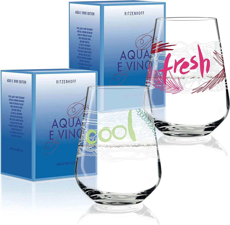 Weinglas 2er Set Aqua Modern, Cocktailglas kaufen