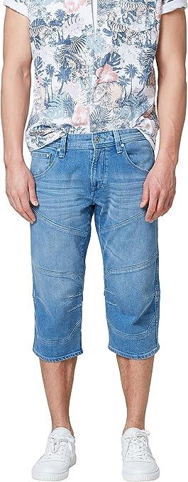 TALLA 31W. edc by Esprit Pantalones Cortos para Hombre