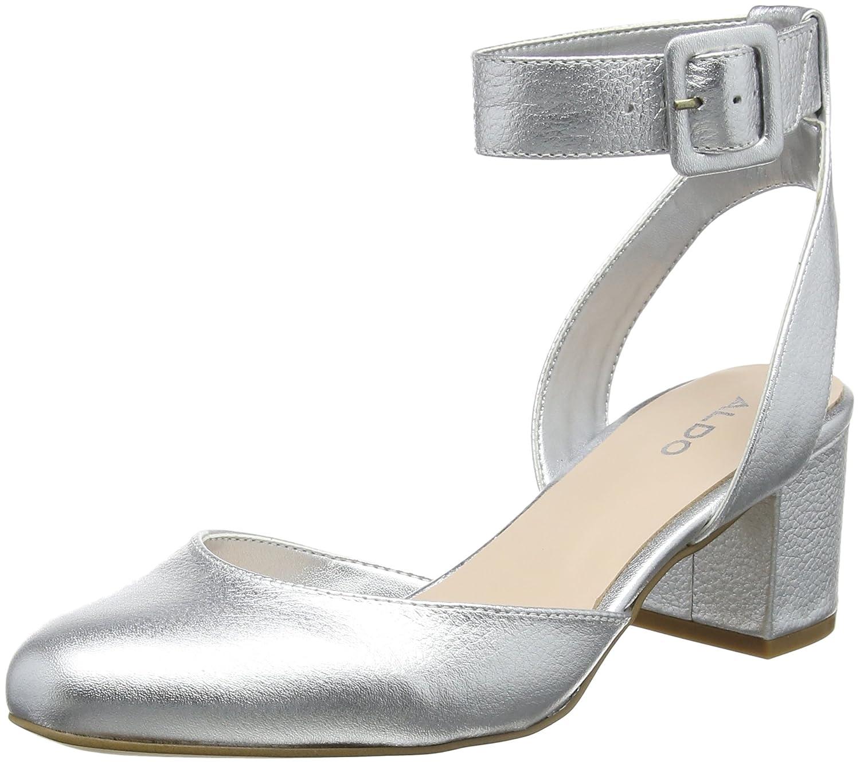 TALLA 36 EU. Aldo Jeriesen, Zapatos de Talón Abierto para Mujer