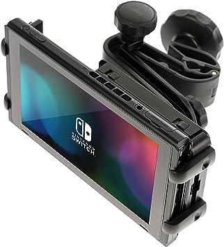 get new fast delivery special sales honju GAME Support de voiture pour Nintendo Switch - Résistant aux  vibrations - Accès à la prise de charge - 61472