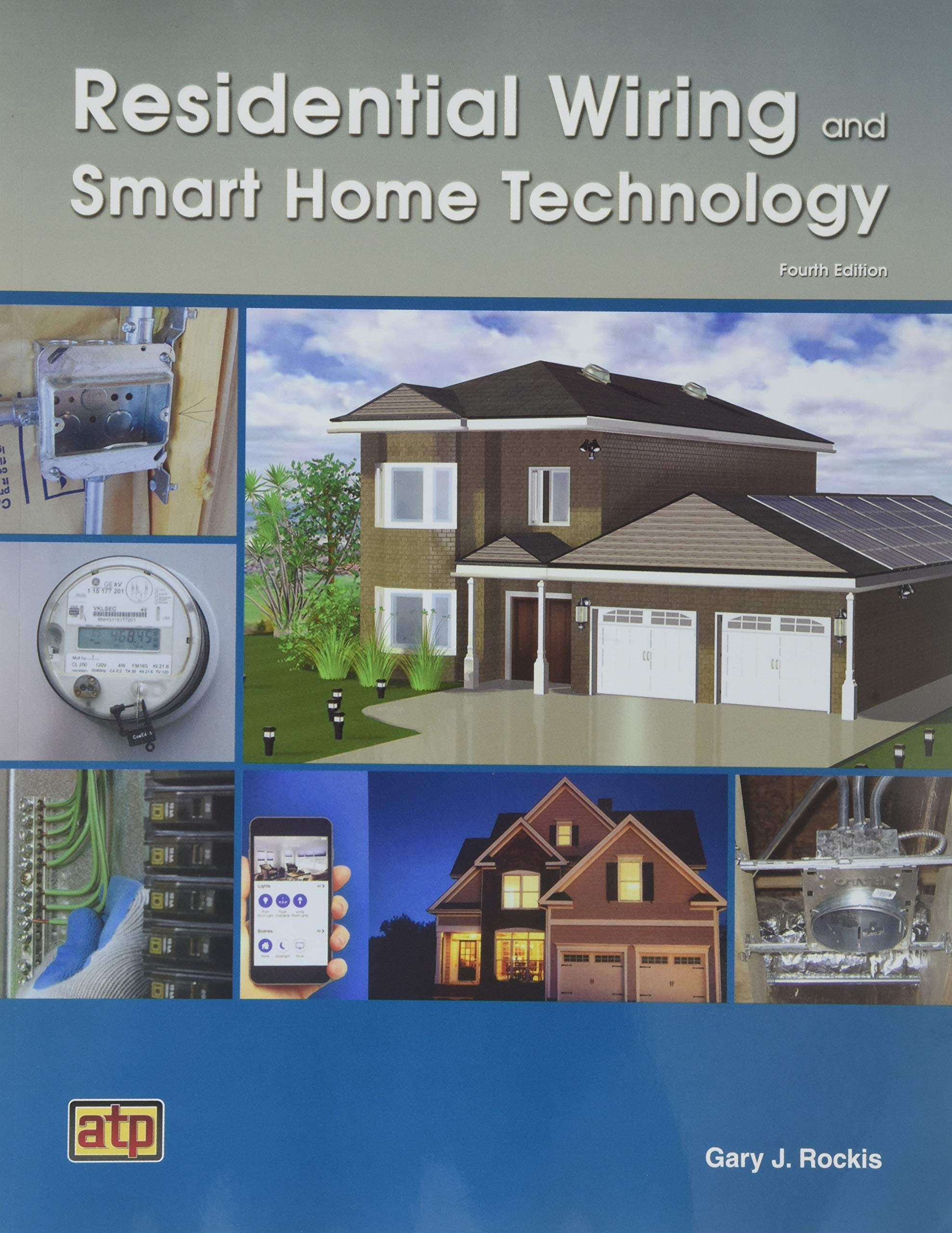 smart home wiring residential wiring and smart home technology rockis  gary j smart home wiring diagram pdf residential wiring and smart home