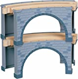 Toys For Play Viaduct Supports with Curved Track