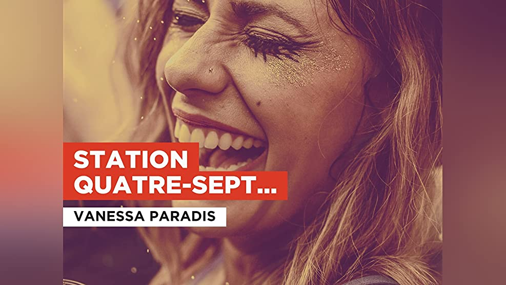 Station Quatre-Septembre in the Style of Vanessa Paradis