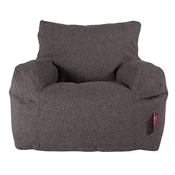 Lounge Pug Interalli Bean Bag Chairs Adult Beanbag Armchair