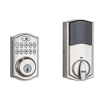 Amazon.com: Cerradura de seguridad 914 de Kwikset con ...