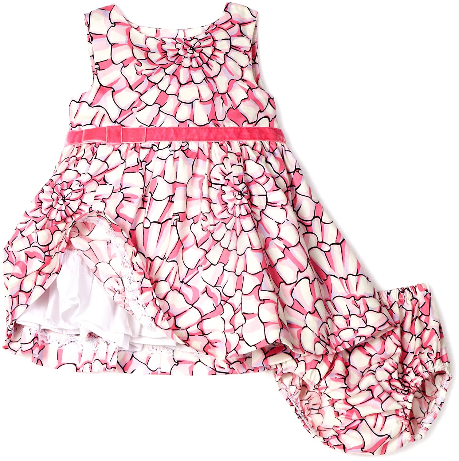 Amazon Lilly Pulitzer Baby girls Newborn Lolly Dress and