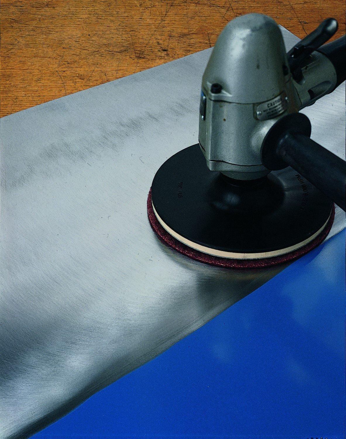 Scotch-Brite(TM) Surface Conditioning Disc 07450, Aluminum Oxide, 4'' Diameter, Coarse Grit, Brown  (Pack of 40)