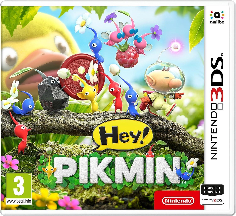 3DS Hey! Pikmin: Amazon.es: Videojuegos