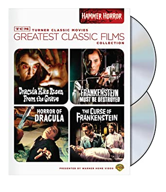 Amazon com: TCM Greatest Classic Film Collection: Hammer