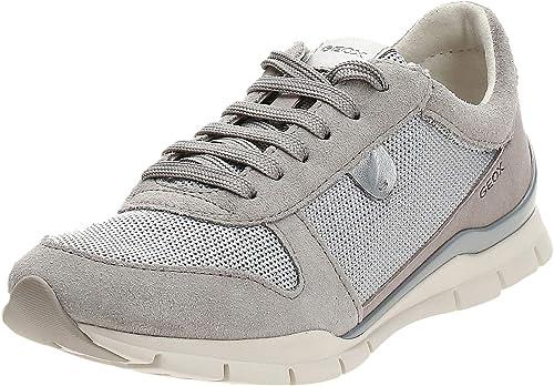 Geox Damen D Sukie A Sneaker