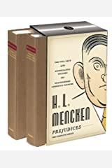 H. L. Mencken: Prejudices: The Complete Series: A Library of America Boxed Set
