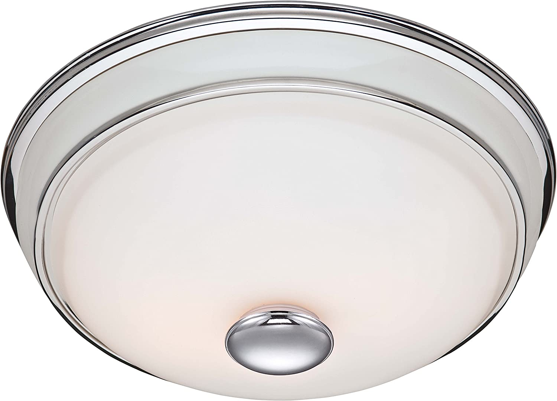 Hunter 81021 Ventilation Victorian Bathroom Exhaust Fan And Light Combination Silver Bathroom Vent Fan Exhaust Fan Amazon Com