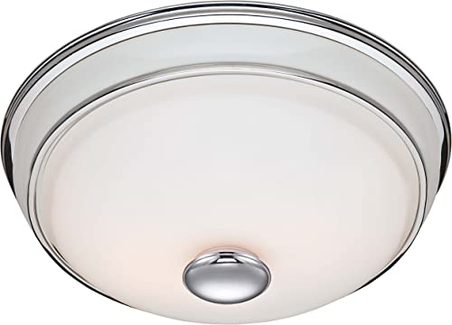 Hunter 81021 Ventilation Victorian Bathroom Exhaust Fan and Light Combination