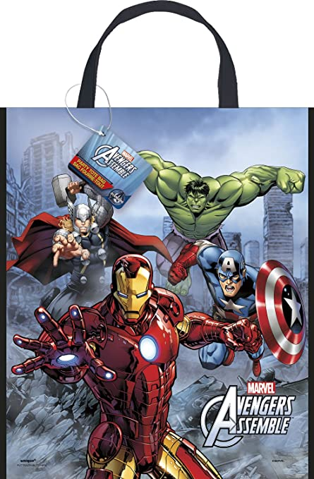 Stocking Filler Marvel Avengers Assemble Peel And Stick Craft Pack-Party Favor