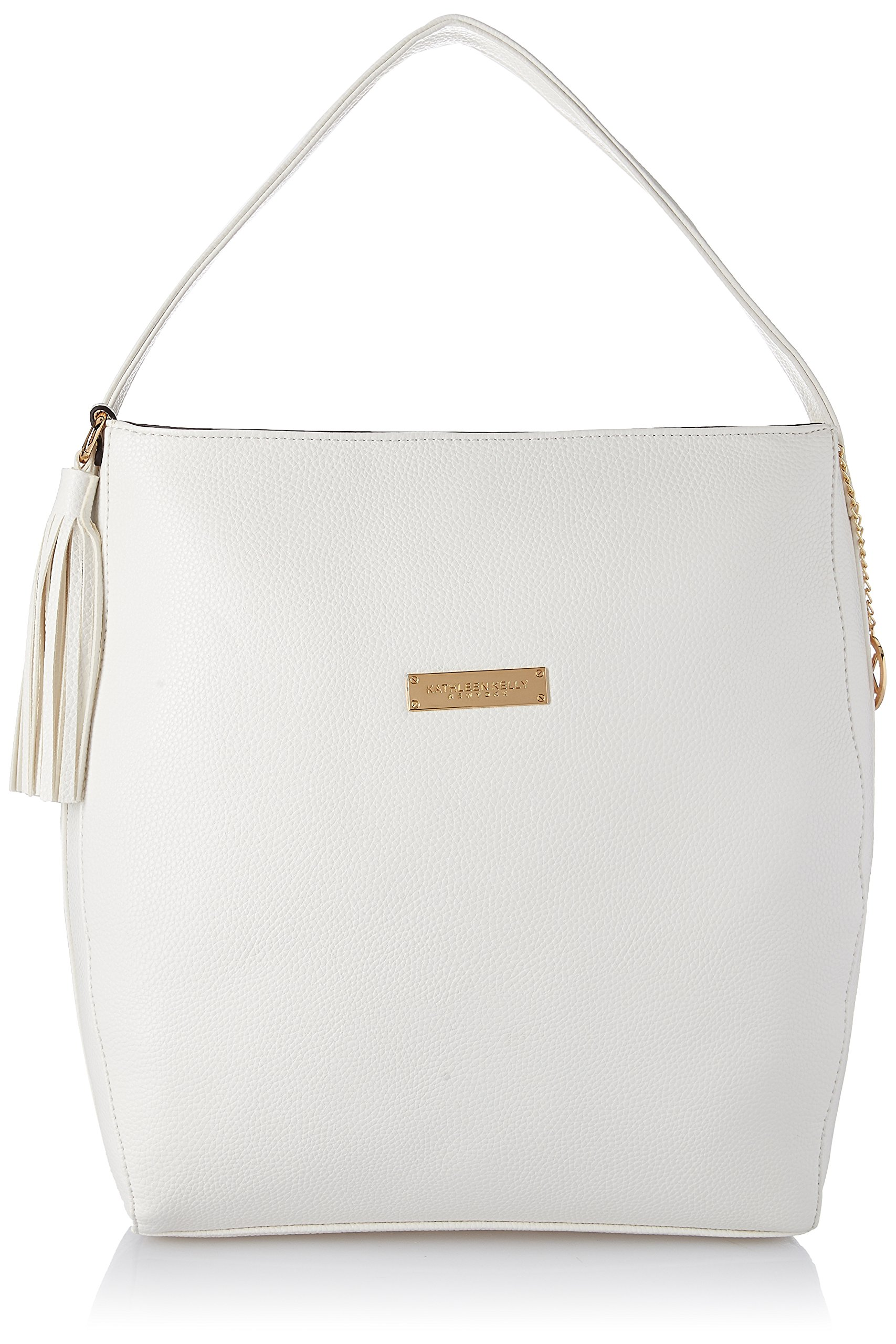 Kathleen Kelly NY Women's Handbag (Pearl White) (KK0014PW) product image