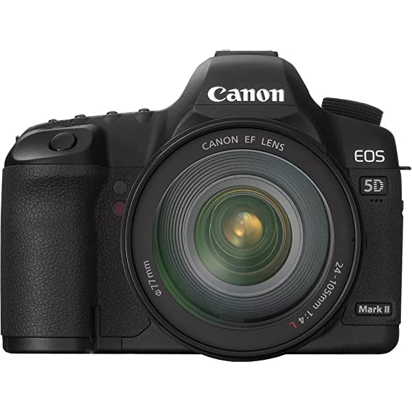 Canon EOS 5D Mark II - Cámara Réflex Digital 21.1 MP (Cuerpo ...