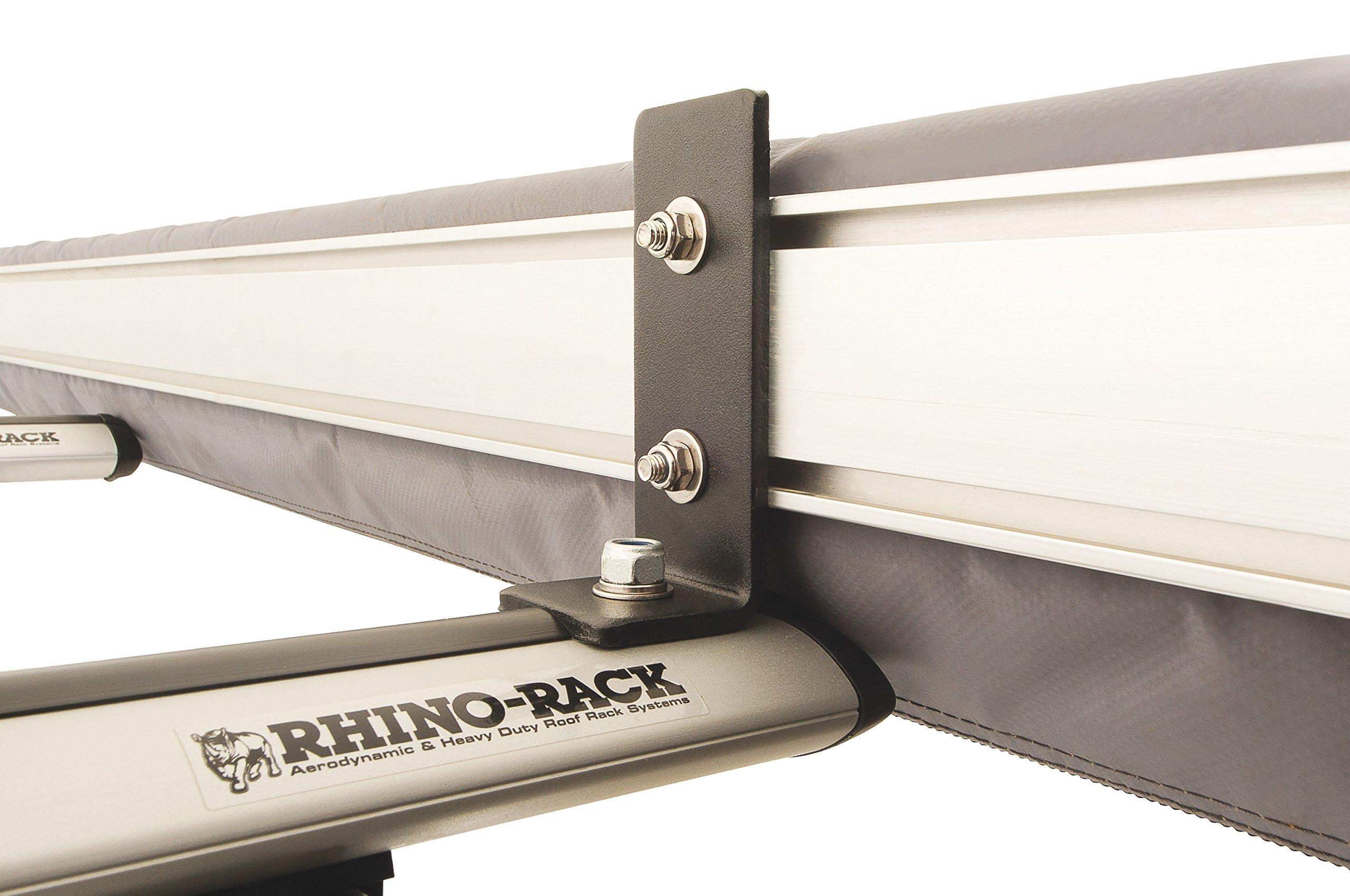 Rhino Rack Universal Awning Bracket Kit - Channel Awning ...