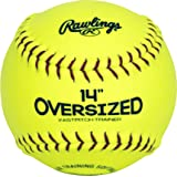 """Rawlings 14"""" Oversized Pitcher's Training Softball"""