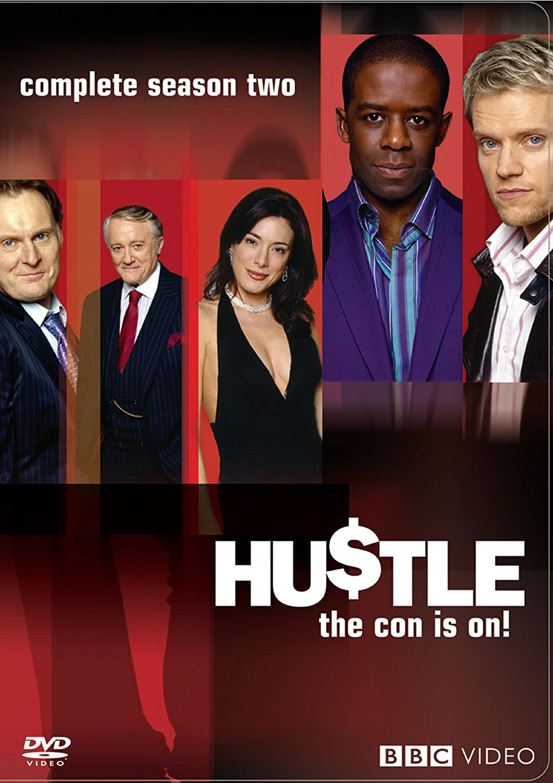 Amazon Com Hustle Season 2 Adrian Lester Robert Vaughn Movies Tv
