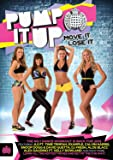 Pump It Up Move It, Lose It [DVD]
