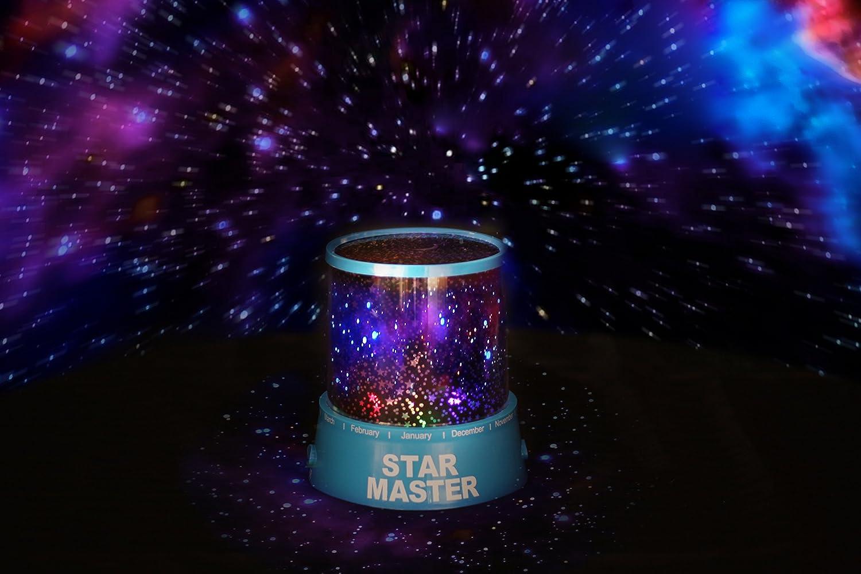 Amazon.com: Starlight LED Night Light Galaxy cielo ...