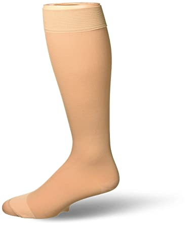 f736294d297 Image Unavailable. Image not available for. Color  Truform Compression  Stockings